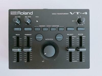 Roland VT-4 Aira Series Voice Transformer Free Shipping Arrive Quickly • 341.06£
