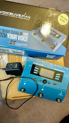 TC Helicon VoiceLive Play Excellent Condition Rarely Played, Never Gigged. • 169.99£