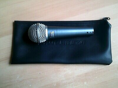 Shure Beta 58a And Case. • 30£