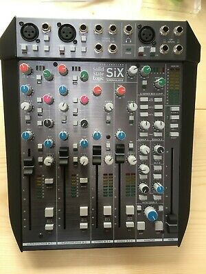 Solid State Logic SSL SiX - Flawless Condition • 899£