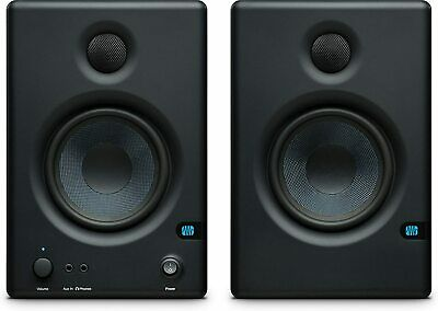 PreSonus Eris E4.5 4.5-inch,High-Definition Active Studio Monitors(Pair) BLACK • 130£
