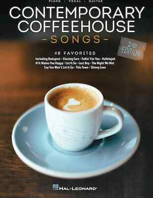 Contemporary Coffeehouse Songs - 2nd Edition • 15.61£
