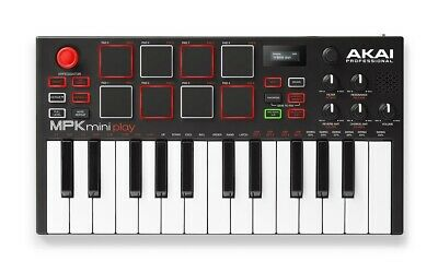 Akai MPK Mini Play - Keyboard Controller • 99£
