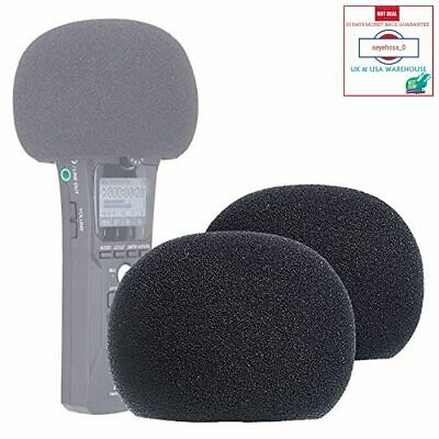 YOUSHARES Zoom H1n & H1 Recorder Foam Windscreen, Wind Cover Pop Filter Fits... • 13.32£