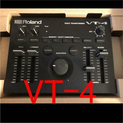 Roland VT-4 Aira Series Voice Transformer Free Shipping Arrive Quickly • 467.72£