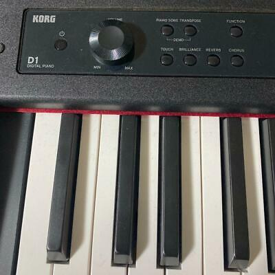 KORG D1 Digital Piano Courier Express Free Shipping From JAPAN • 760.44£