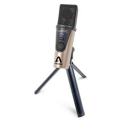 Apogee HypeMic Studio Quality Sound USB Microphone HYPEMIC [Regular Import] • 428.83£