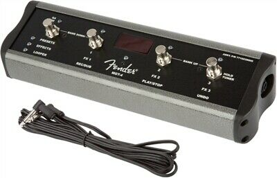 Fender Footswitch For New Mustang GT And Acoustic 100/200 Amps - Model MGT-4