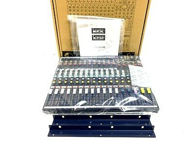 Soundcraft EFX12 12 Channel  Mixer With Lexicon Effects /W RACK EAR #7524 (One) • 391.99£