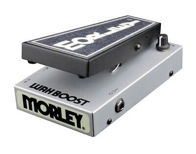Morley 20/20 Wah Boost Pedal Switchless, Optical Wah Pedal With 20dB Boost MTMK2 • 114.52£