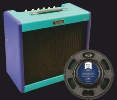 Fender Limited Edition Blues Junior IV Eminence Cannabis Rex Two-Tone Purple/Sea • 506.51£