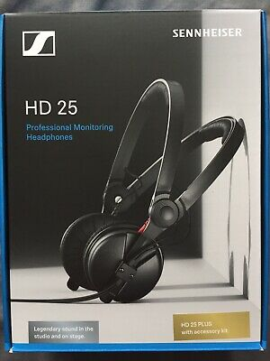 Sennheiser Hd 25 Plus *mint* With Additional Extras • 165£