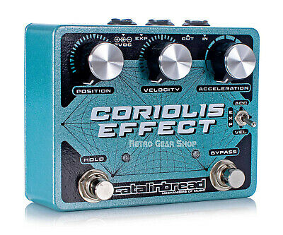 Catalinbread Coriolis Effect Pitch Shifter • 136.32£