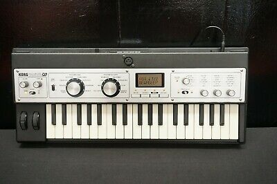 Microkorg XL Portable Electronic Dance Music Polyphonic Synthesiser MicrokorgXL • 364.06£