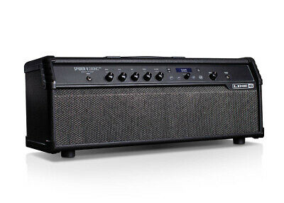 Line 6 Spider V 240HC MkII Guitar Amplifier Head With Modeling • 357.37£