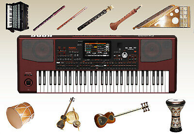 NEW Armenian And Oriental Super  Styles And Sounds For Korg  Pa1000  • 43.42£