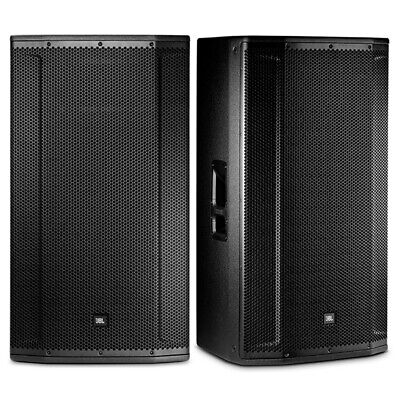 JBL SRX835P 15  2000W Powered Active 3-Way Full-Range DJ PA Speaker W/DSP (Pair) • 2,324.56£