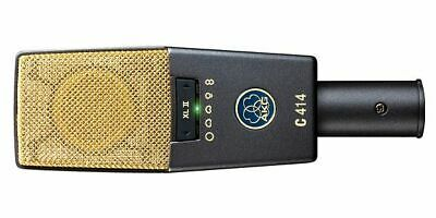 Akg Auth C414 Xlii Stereo Set Condenser Microphone #001 • 1,575.45£