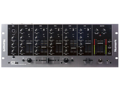 Numark C3 USB Professional 4-Channel DJ Mixer Inc Warranty • 189£