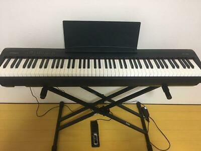 Roland FP-30-BK 88 Keys Digital Portable Piano Free Shipping Arrive Quickly • 719.57£
