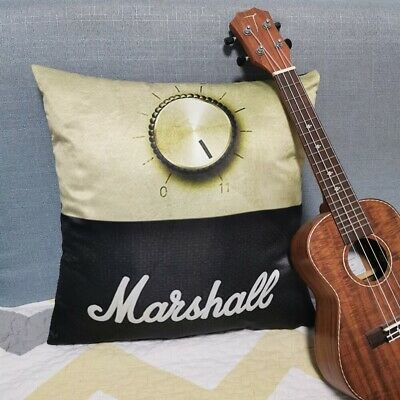 Cover Sofa Bed Scatter Cushion Marshall Amp For Home Decor Biker Rock Motorcycle