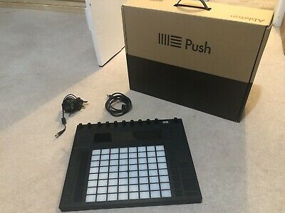 Ableton Push 2 Midi Controller For Live Pads Keys Screen Music DJ Instrument • 450£