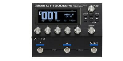 Boss Auth Gt1000core Guitar Effects Processor #001 • 718.03£