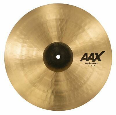 Sabian 15  AAX Medium Hi-Hat Top Cymbal 21502XC/1 • 150.53£