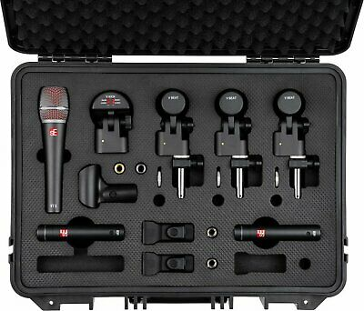 SE V-PACK-ARENA V Pack Feat. V Kick 3 V Beat W/Clamps V7 X Pair Of SE8 With Case • 717.18£