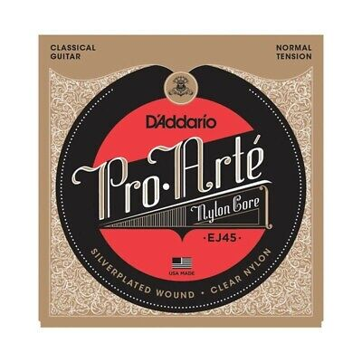 D'Addario EJ45 Package Strings For Classical Guitar - Normal Tension • 18.68£
