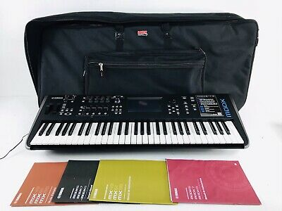 Yamaha MODX6 61 Key Synthesizer + Case  Service + Warranty   • 967.74£