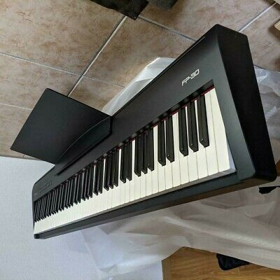 Roland FP-30-BK 88 Keys Digital Portable Piano Free Shipping Arrive Quickly • 606.25£