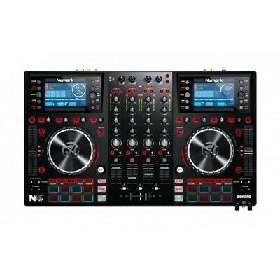 Numark NV II - 4-Channel Serato DJ Pro MIDI USB Controller NV2 NVII W/ Screens • 535£