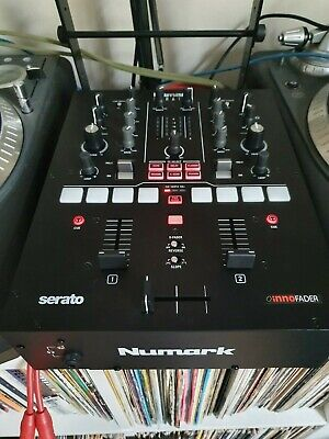 NUMARK SCRATCH 2-CHANNEL MIXER FOR SERATO DJ PRO - Barely Used • 300£