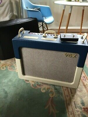 Vox Ac30 C2-TV-BC Special Edition, W/Celestion Alnico Blue Speakers & Hotcover