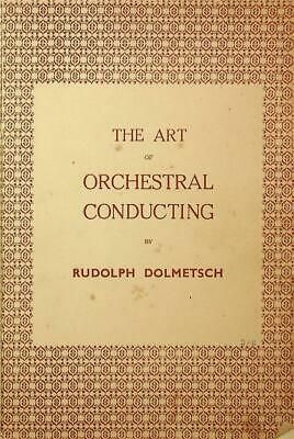 The Art of Orchestral Conducting