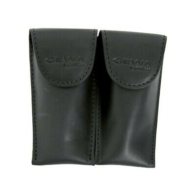 Gewa Case Holds Mouthpieces Trombone Leather For 2 Reeds