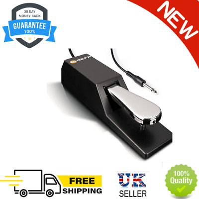 M-Audio SP-2 - Universal Sustain Pedal with Piano Style Action, The Ideal...