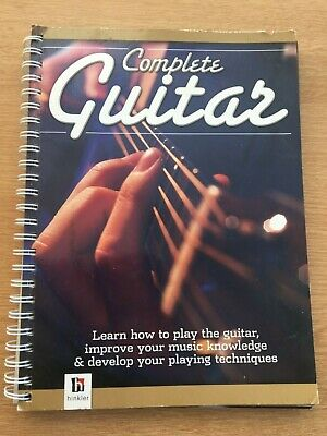 Complete Guitar Book With DVD (Mastering the Basics)