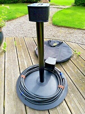 LD systems maui g2 11 & 28 floor stand kit - Excellent Condition - RRP £127