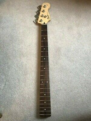 Fender Squier Affinity Precision Bass Neck loaded Maple/ Rosewood / skunk stripe