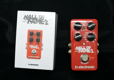 TC Electronic Hall of Fame 2 Reverb - FREE Postage! Excellent condition