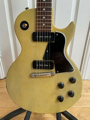 Vintage 1957 Gibson Les Paul Special refinished guitar