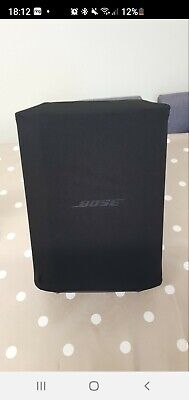 Bose S1 Pro Play Through Cover