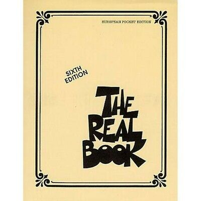 The Real Book - Volume IN (Sixth Edition) Edition Pocket-Size