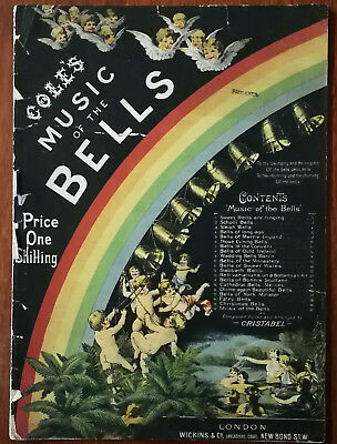 Cole's Music Of The Bells, Wickins & Co. London –Pub. Late 1800's / Early 1900's