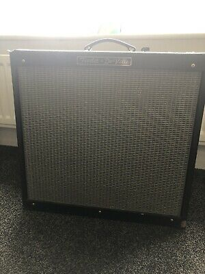 Fender Hot Rod Deville 4x10 guitar amp - 1996 USA made, working With Issues