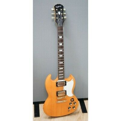 Immaculate - Epiphone Sg Special, With Hard Case And Accessories.