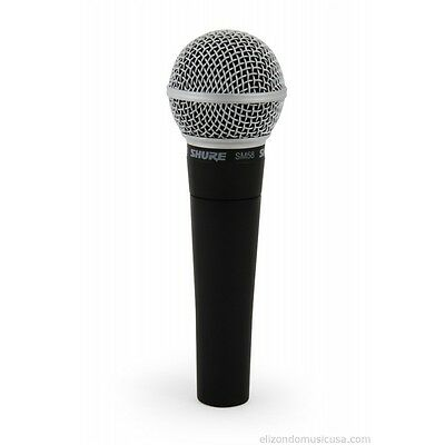 Shure SM58LC Vocal Microphone BRAND NEW FACTORY SEALED • 71.62£
