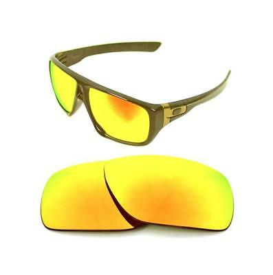 New Polarized Custom Fire Red Lens For Oakley Dispatch Sunglasses • 22.99£